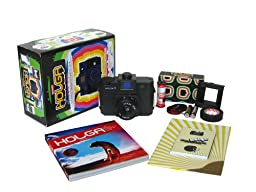 Lomographic Holga Starter Kit