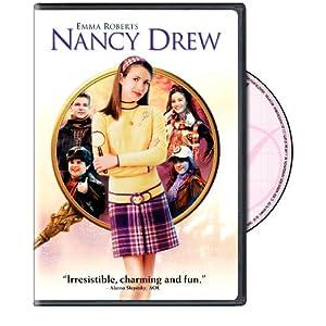 DVD Cover to Nancy Drew