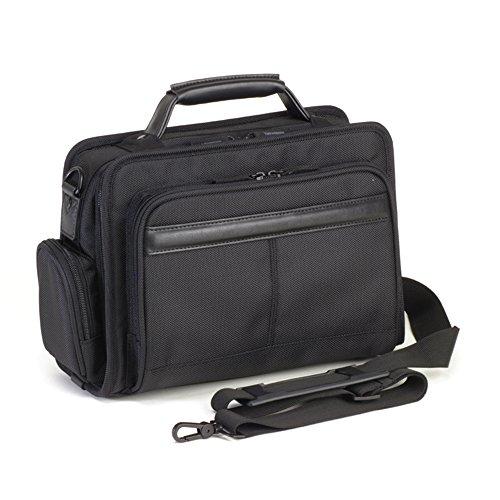ビジネスショルダーバッグ(横型)31cm【B5サイズ対応】33540-01クロ