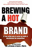 img - for Brewing a Hot Brand book / textbook / text book