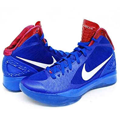 Hyperdunk 2011 Blue And White