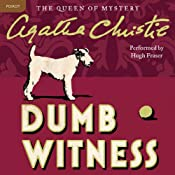 Dumb Witness: A Hercule Poirot Mystery | Agatha Christie