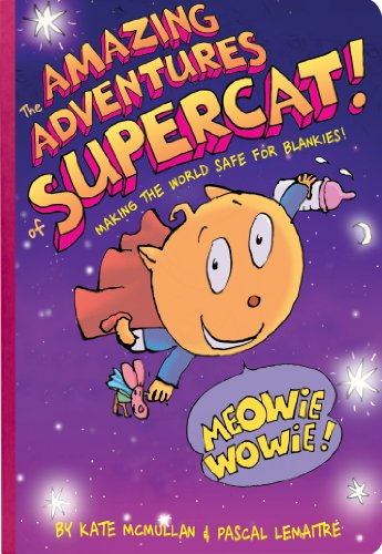 The Amazing Adventures of Supercat!