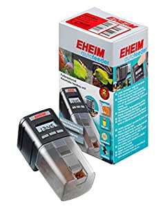 Eheim everyday fish feeder programmable automatic food for Fish food dispenser