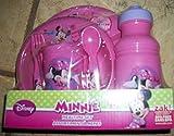 Minnie Mouse 6 Piece Dinnerware Set