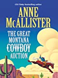 img - for The Great Montana Cowboy Auction book / textbook / text book
