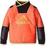 (アディダス)adidas サッカーウェア Rengi ウォーマートップ(中綿) BQL33 [キッズ] AY2522 ソーラーレッド J160