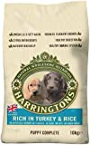 Harringtons Complete Puppy Rich In Turkey and Rice 10 Kg