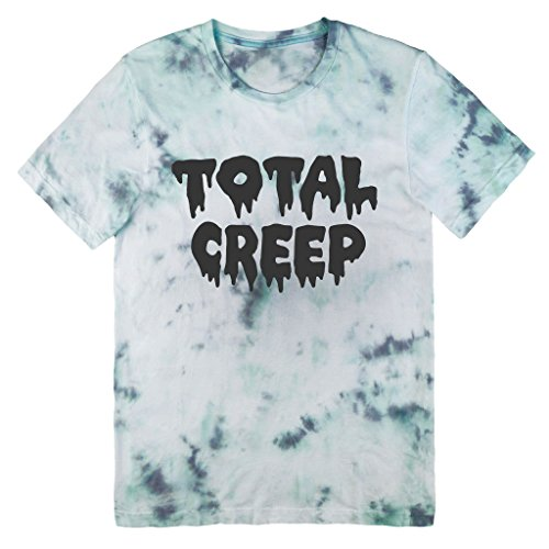 Killer Condo Pastel Goth Total Creep Unisex Tie Dye T-Shirt Small (Grunge Tie Dye compare prices)