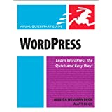 WordPress: Visual QuickStart Guideby Jessica Neuman Beck