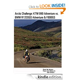Arctic Challenge: KTM 990 Adventure vs. BMW R1200GS Adventure & F800GS