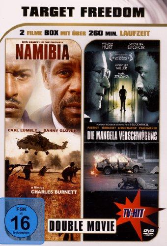 Target Freedom - Namibia & Die Mandela Verschwörung [2 DVD Box]