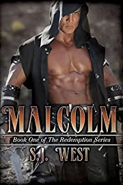 Malcolm (Book 1, The Redemption Series) (New Adult Paranormal Angel Romance)