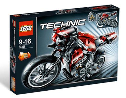 LEGO Technic 8051 - Motorrad