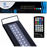 Current USA Satellite Freshwater LED Plus Light for Aquarium, 18 to 24-Inch