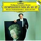Mozart: Symphonies Nos.25. 26 & 27