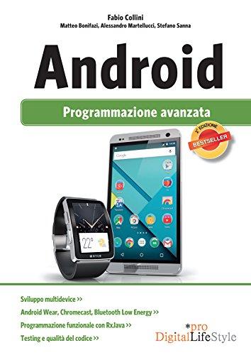 Android Programmazione avanzata PDF