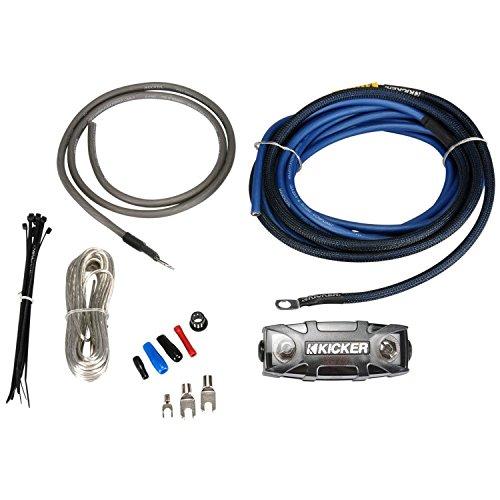 Kicker 8-Gauge Amp Power Kit