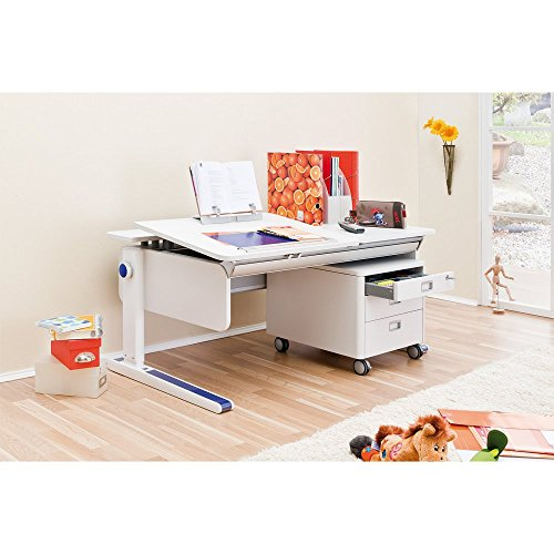 5 W2stop Shopping Cheap Moll Champion Kids Adjustable Desk Front Up