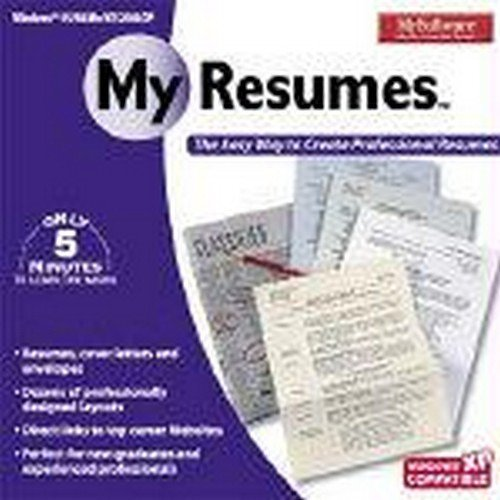 My Software - Resumes