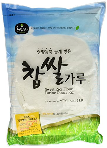 Sweet Rice Flour, ChapSsal GaRu (2 Lb) By ChoripDong (Kimchi Rice compare prices)