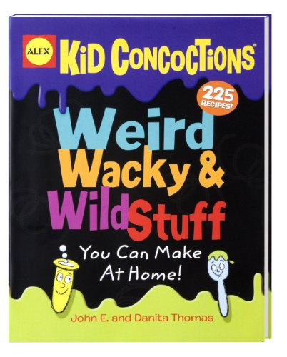 ALEX Toys Kid Concoctions Book Science Kit