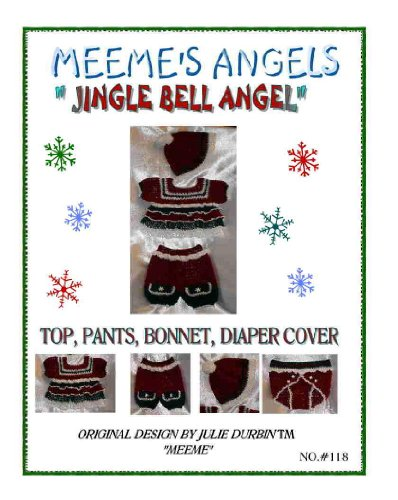 Jingle Bell Angel (Meeme's Angel)