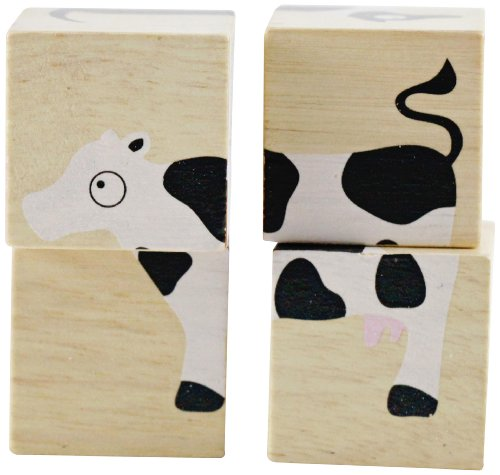 BeginAgain BuddyBlocks - Farm Animals - 1