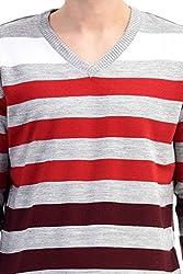CLUB AVIS USA SWEATER MEN'S MAROON/RED XL