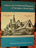 Historic and Architectural Resources of Barrington, Rhode Island