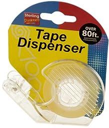 Sterling Refillable Tape Dispenser 18 pcs sku# 1881656MA