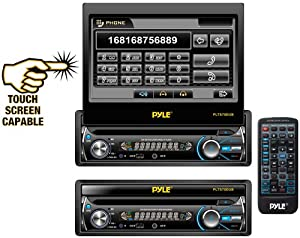 51OTE8jCAEL._SX300_ pyle plts78dub 7 inch in dash detachable motorized touchscreen tft pyle plts78dub wire harness at mr168.co