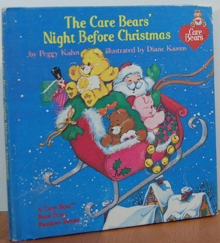 Cr Brs'Night Bef Xmas (Care Bear Books) front-908470