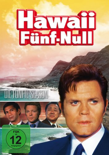 Hawaii Five-Null - Die fünfte Season [6 DVDs]