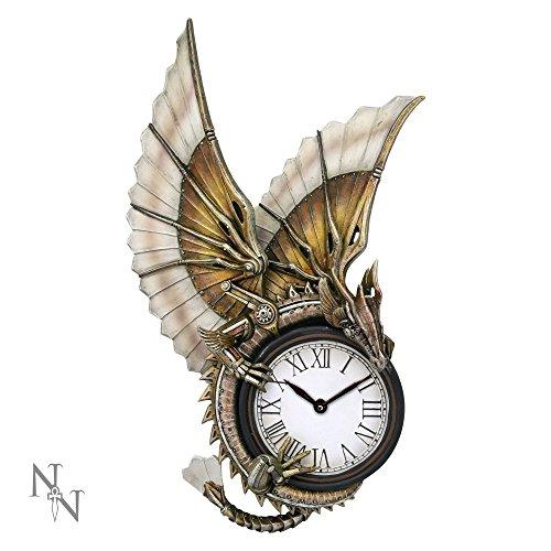 Orologio da parete Drago, 25 cm