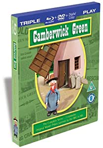 Camberwick Green (Blu-ray, DVD and Digital Copy - Re-scanned 2011 by the BBC)