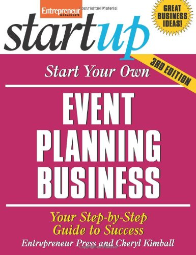 how do you get into the event planning business