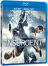 Insurgent [Blu-ray + Digital Copy] (Bilingual)