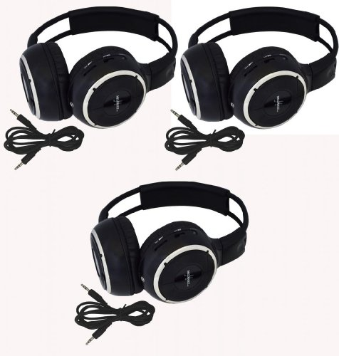 three-pack-of-two-channel-folding-adjustable-universal-rear-entertainment-system-infrared-headphones