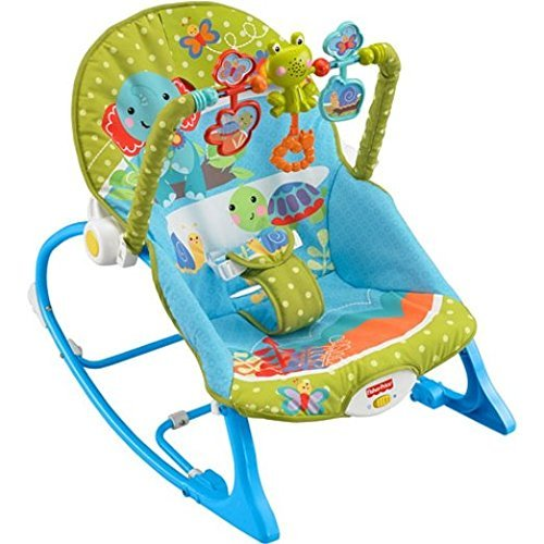 AKTIONSPREIS-Fisher-Price-Y5706-Wunderwelt-3in1-Schaukelsitz-Babyschaukelsitz-Fttersitz-mit-Massagefunktion-UVP-9999-EUR