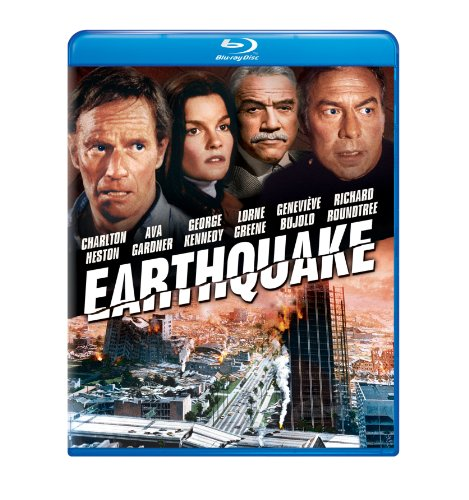 Earthquake [Blu-ray]