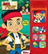 Disney: Jake and the Neverland Pirates: Play-a-Sound [Board book] [Jul 16, 2012] Editors of Publications International