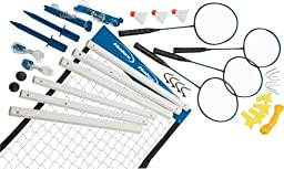 Halex Select Badminton Set In Deluxe Carry Bag