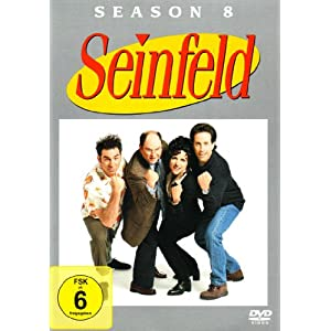 Seinfeld-Season 8-4 Discs [Import anglais]