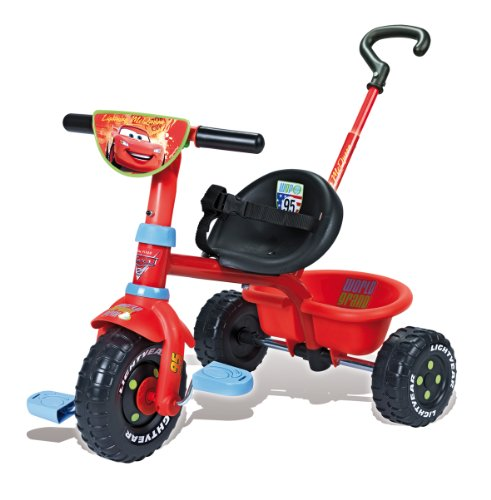 Smoby Pico 7600444156 - Triciclo Be Fun Cars 2