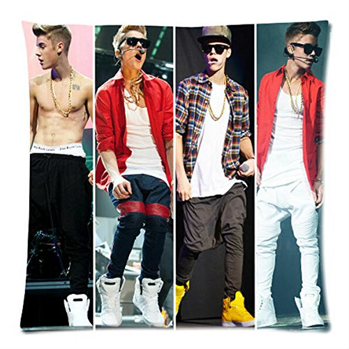 Justin Bieber Pillow Cases front-1058663
