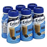 Ensure Nutrition Shake, Coffee Latte, 6 - 8 fl oz (237 ml) bottles