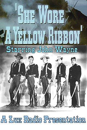 an-enhanced-mp3-cd-audio-lux-radio-show-john-wayne-in-she-wore-a-yellow-ribbon