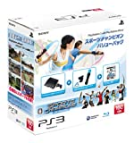 PlayStation 3(160GB) PlayStation Move スポーツチャンピオン バリューパック(CEJH-10015)【メーカー生産終了】