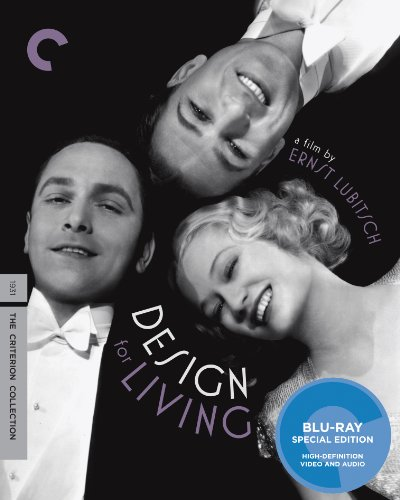 Cover art for  Design for Living (The Criterion Collection) [Blu-ray]